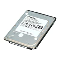 Toshiba MQ01ABD100 1000GB interne Festplatte (6,4 cm (2,5 Zoll), 5400rpm, 8MB Cache, SATA)