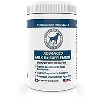 Brand New! Advanced Milk Rx Supplement | VETERINARIAN-GRADE Dog Milk Powder Enriched...