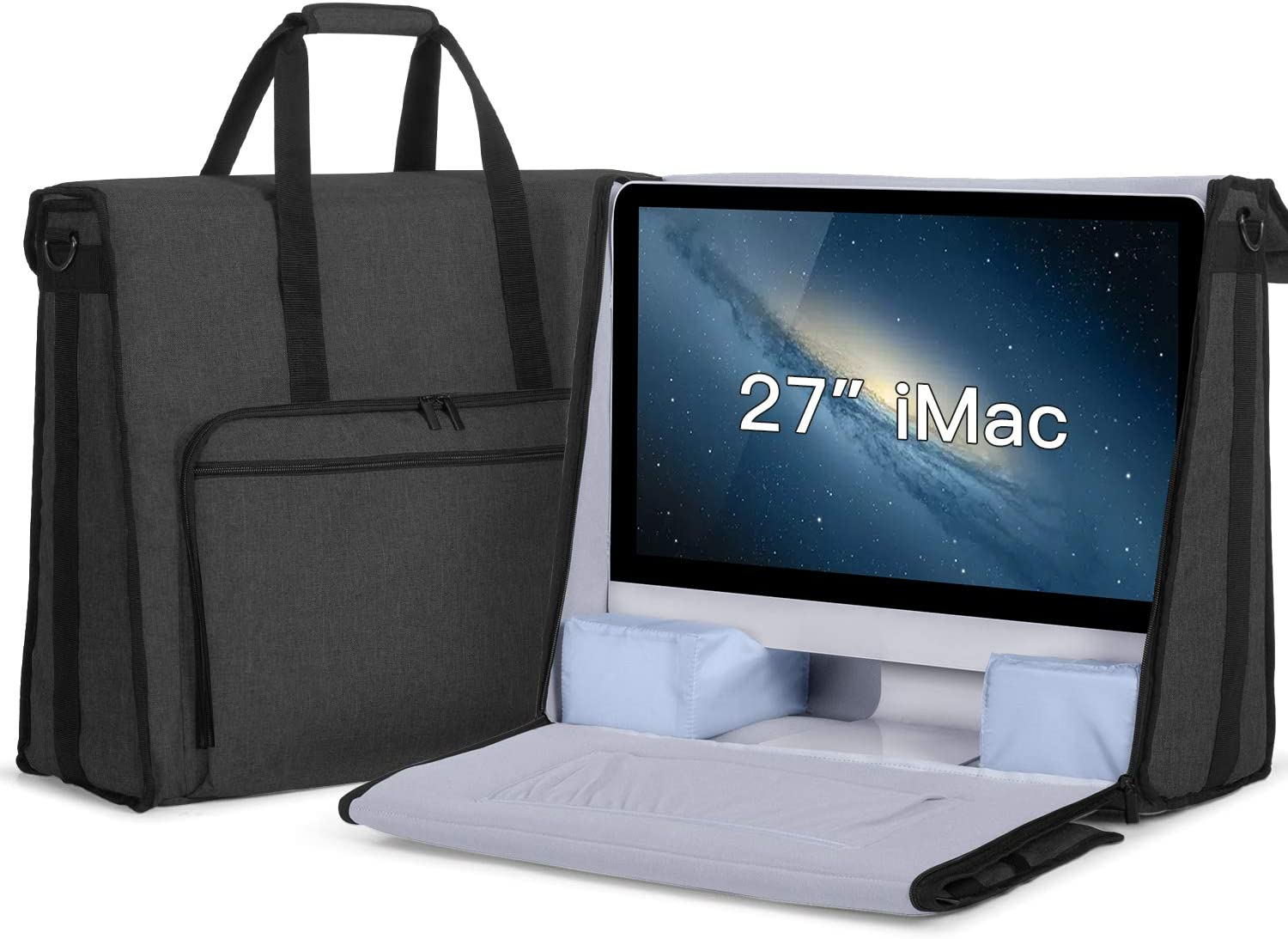 Damero Carrying Tote Bag Compatible with Apple 27