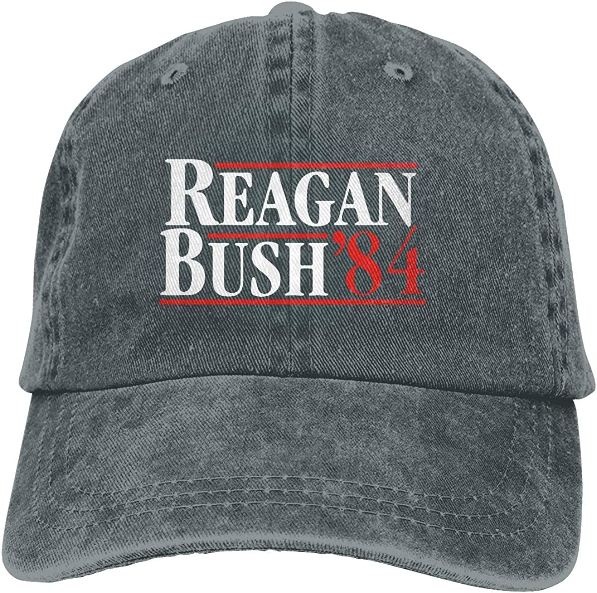 Reagan Bush 84 Unisex Baseball Hat Cowboy Cap Sun Hats Trucker Hats