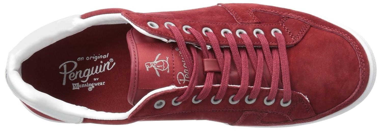 purchase cheap aefef 0626d Amazon.com  Original Penguin Men s Rave Leather, Biking Red 7 M US  Shoes