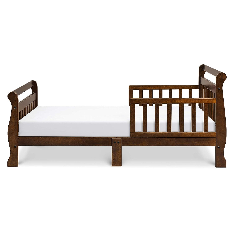Espresso DaVinci Sleigh Toddler Bed