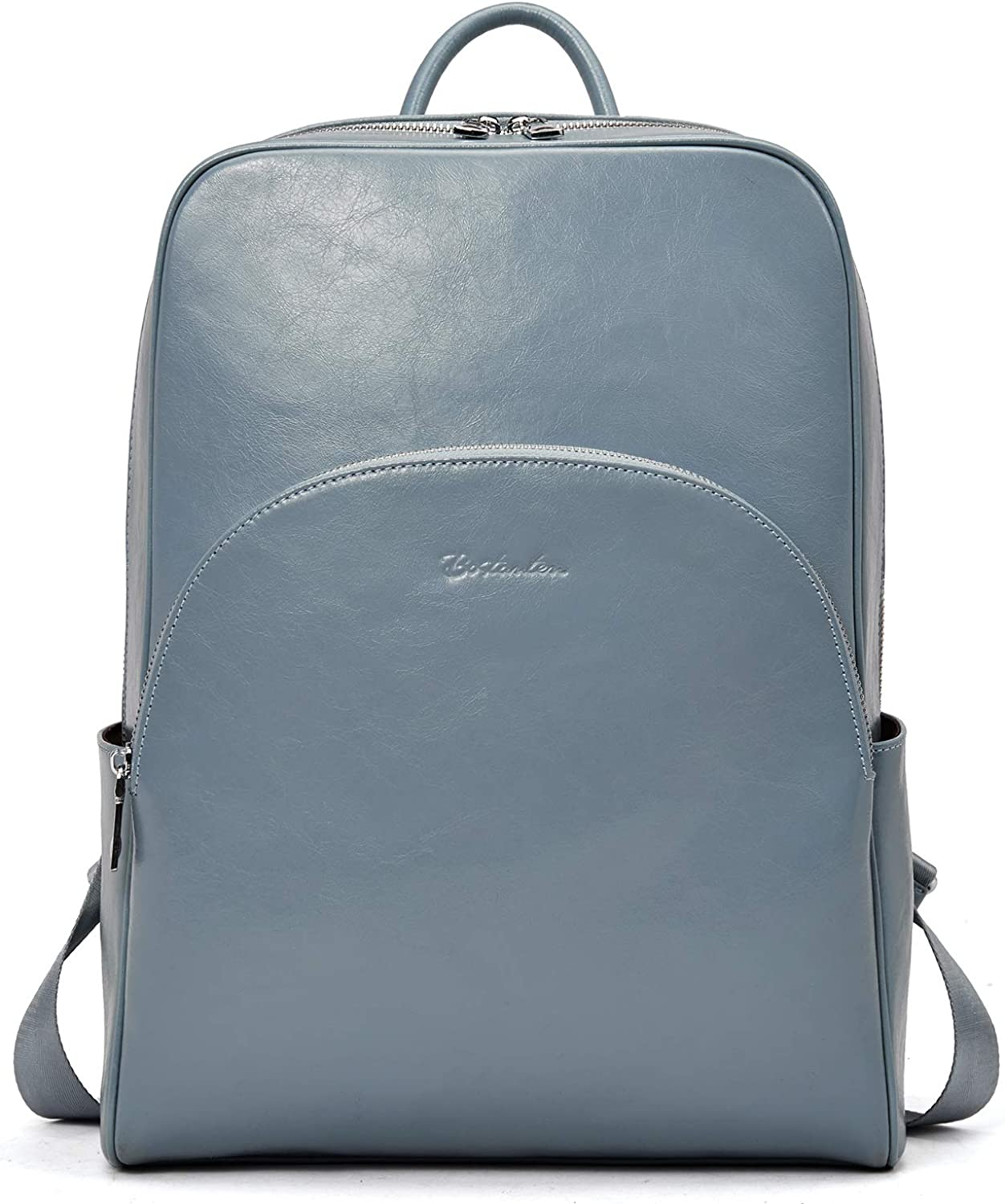 BOSTANTEN Leather Backpack...
