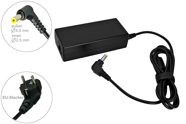 Portátil Fuente De Alimentación AC adaptador cargador para portátil Packard Bell EasyNote E2532 E2540 E2560 Easy E3204 Note E3208 Easy E3215 E3220 Easy ...