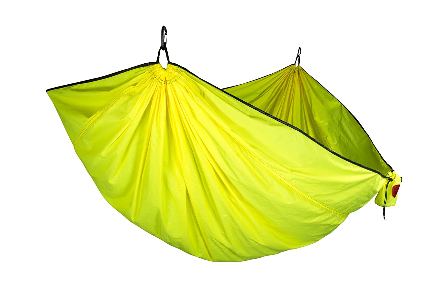 Travel Lightweight Portable Pongee Parachute Hammock with Straps and Carabiners for Camping Backpacking TRIWONDER Single /& Double Camping Hammock Outdoors