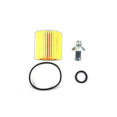Toyota Genuine Parts 04152-YZZA1 Oil Filter: Automotive