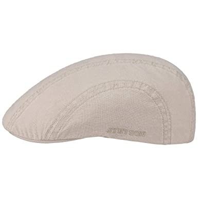 Stetson Madison Delave Coppola cappello piatto cotton cap berretto estivo   Amazon.it  Abbigliamento c5a28105167b