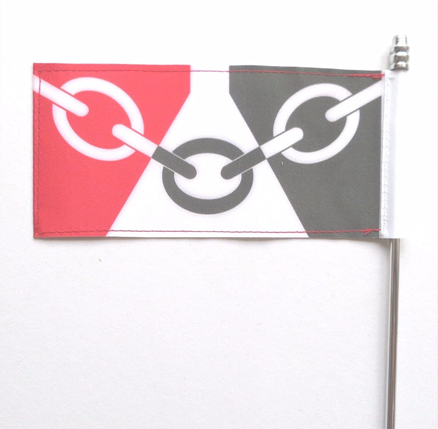 Black Country Region Ultimate Table Flag