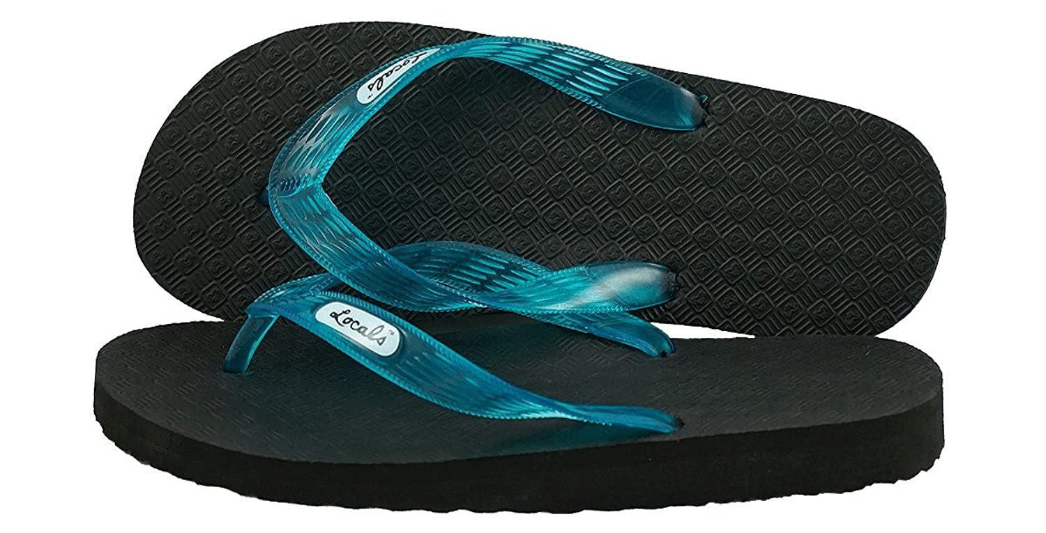 durable service Locals Arch Support Turquoise Strap ...