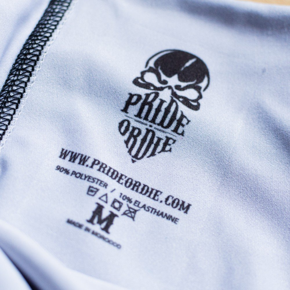 Pride or Die Short de Compression