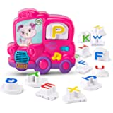 LeapFrog Fridge Phonics Magnetic Letter Set, Pink