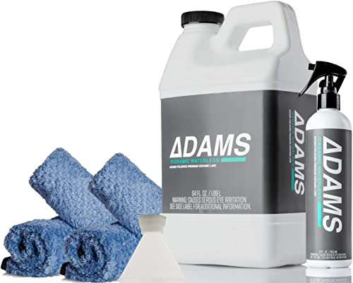 Adam's Ceramic Waterless Wash Kit