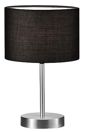 Trio Lighting 501100102 Sobremesas y lámparas de pie E14, Negro, 32 x 20 cm