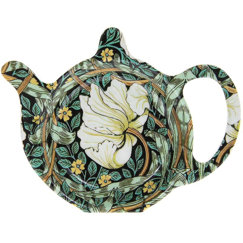 William Morris Strawberry Thief Melamine Tea Bag Tidy