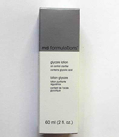 Facial formulation lotion md