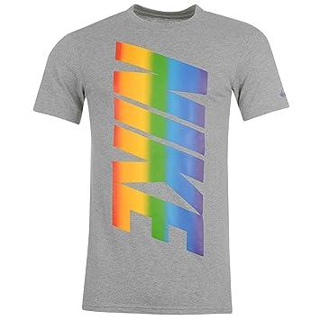 nike rainbow t shirt