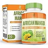 Mangue Africaine - 6000mg - Complément de Mangue Verte à Dosage Maximum Pour Hommes et Femmes - African Mango - Convient aux Végétariens - 90 Comprimés (3 Mois d'Approvisionnement) de Earths Design