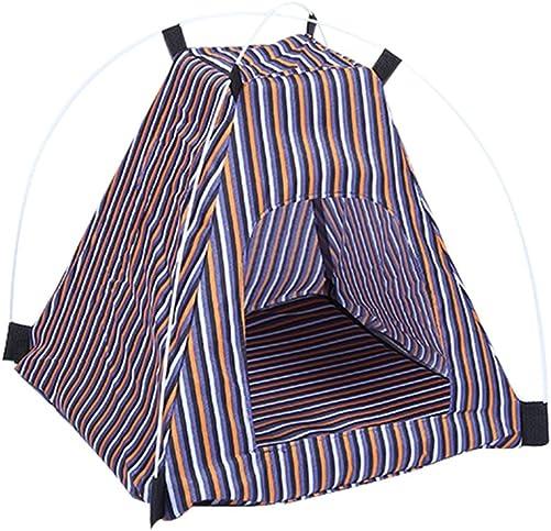 Da.Wa Pets House Waterproof Pet Tent Durable Foldable Dog Cat Bed House Puppy Kitten Cave for Indoor Outdoor Sleep Tent Pet Supplies
