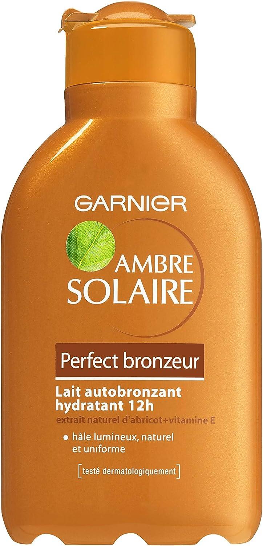Garnier Ambre Solaire 150ml Cuerpo - Cremas autobronceadoras (Cuerpo, 150 ml, Botella, 7 día(s), 33 mm, 66 mm)