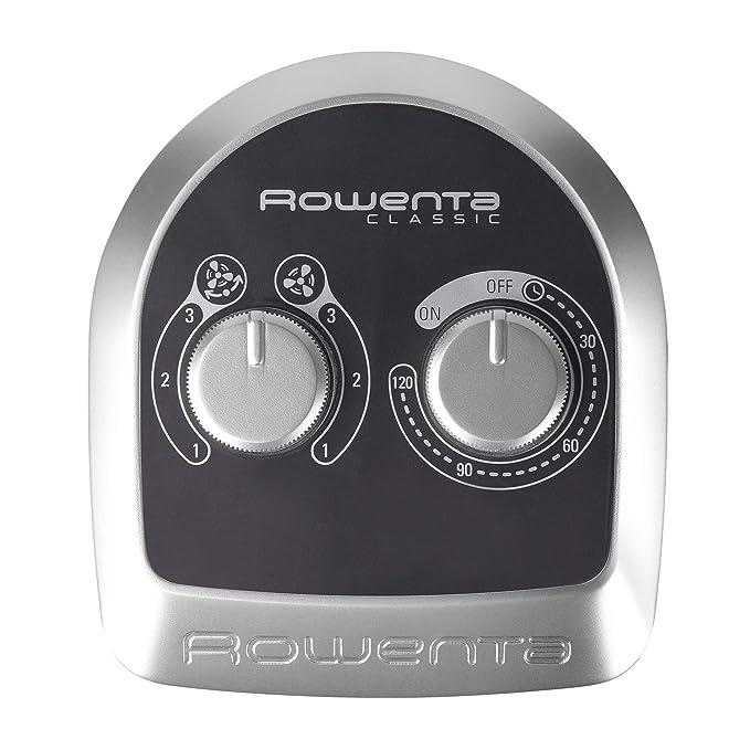 Rowenta Classic Tower VU6140F0 Ventilador de torre de pie de 80 cm con 3 velocidades, oscilación y temporizador hasta 2 horas: Amazon.es: Hogar