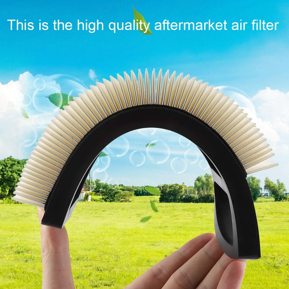 Filtre /à air de qualit/é sup/érieure Aftermarket pour Briggs Stratton 697153 698083 795115 653202 695547 697014 642592 695547 697634 697776 794422 797008