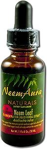 Neemaura Naturals Neem Extract Triple Potency (1 To 5) 1 Ounce