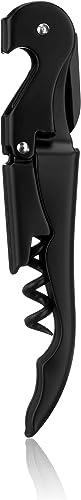 True-Brands-Truetap-Matte-Black-Double-Hinged-Corkscrews
