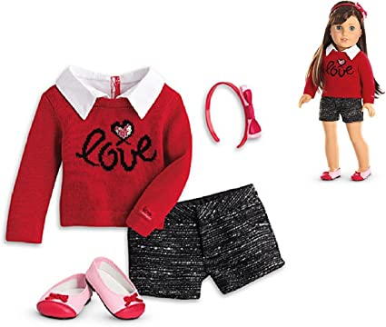 American Girl Grace/'s BAKING OUTFIT Set for Grace DOLL NOT INCLUDED ships TODAY