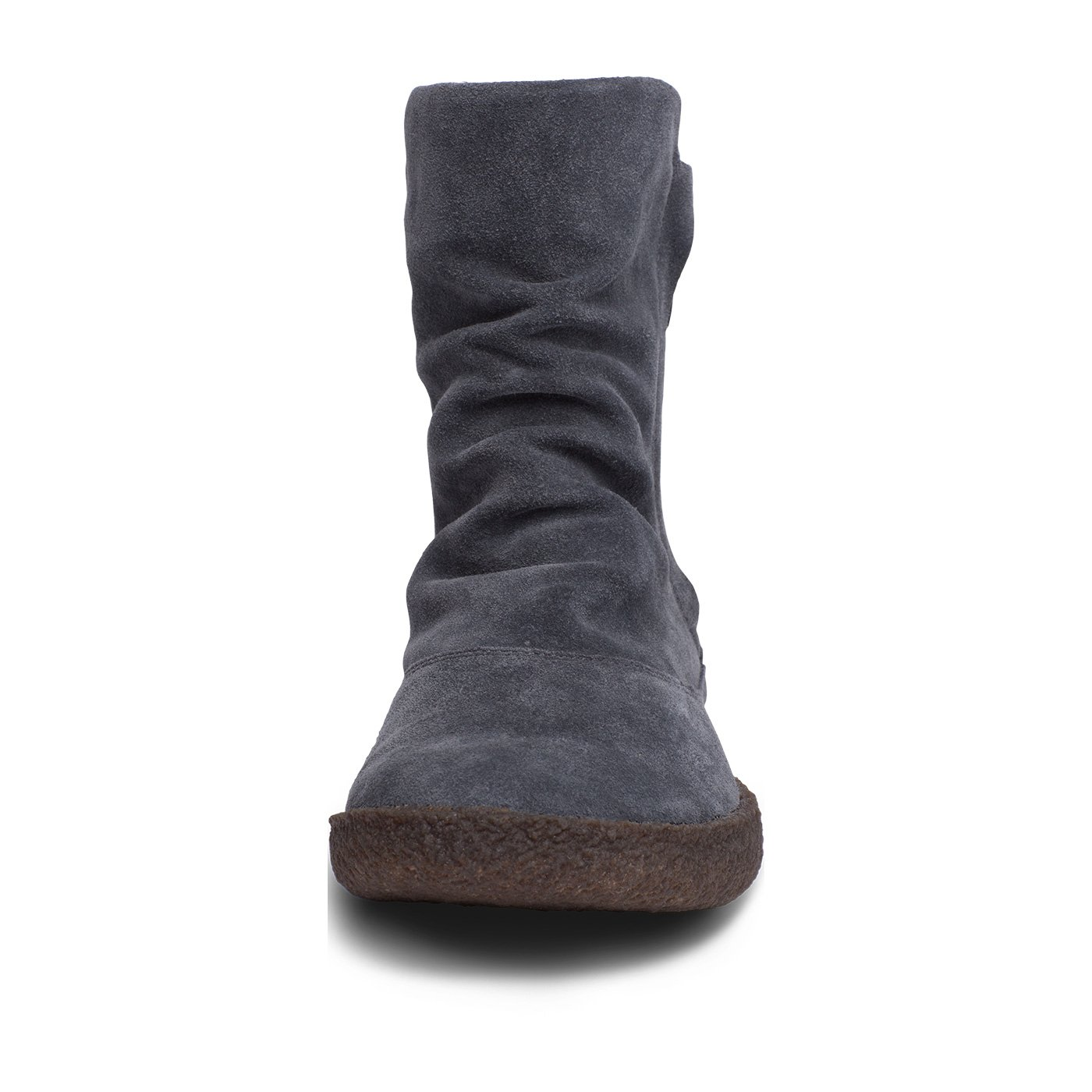 Womens Overcast BluPrint Idyllwild Slouch Boot Womens Suede Boots with BluPrint CLOUD IMPRINT Comfort Technology 7
