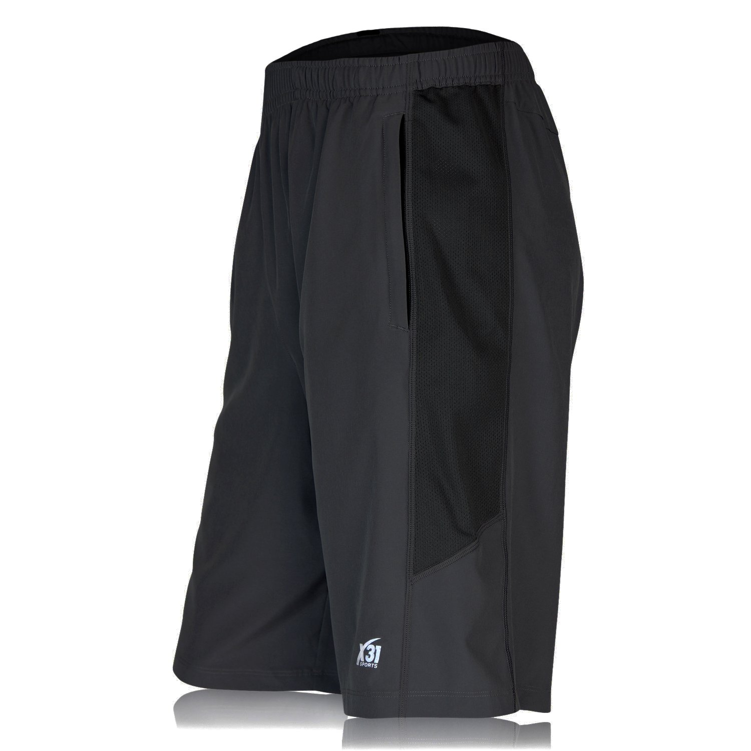 3f0f4b0eea For those looking for Athletic Shorts with zippered pockets, versatile  enough to be worn while running, going to the gym or just being casual, ...