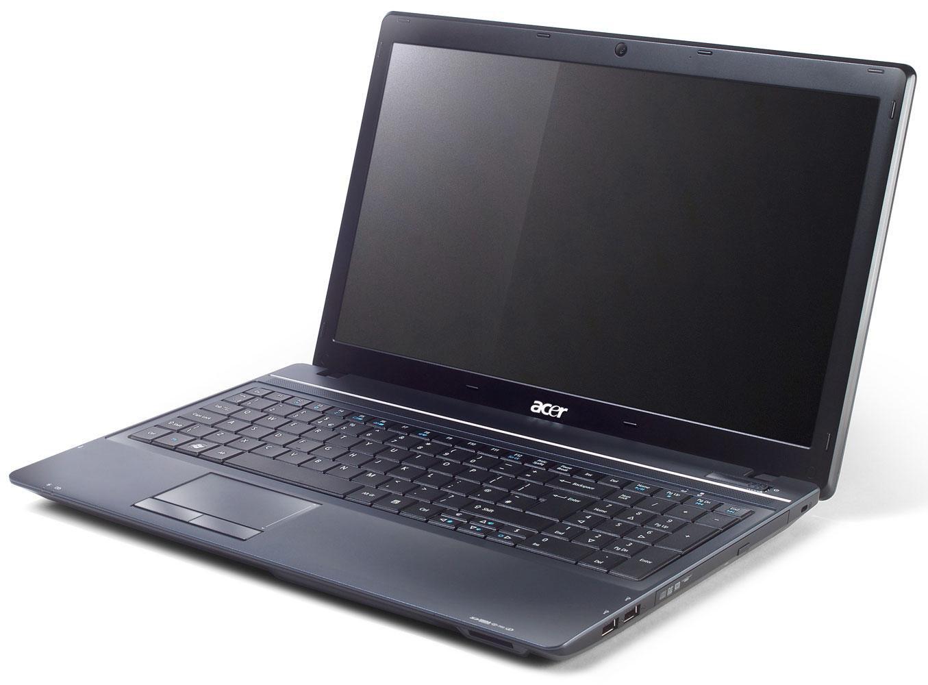 Acer TravelMate 52454G50Mnsk - Ordenador portátil (Negro, Concha, i5-2450M, Intel Core i5-2xxx, Smart Cache, Intel HM65 Express): Amazon.es: Informática