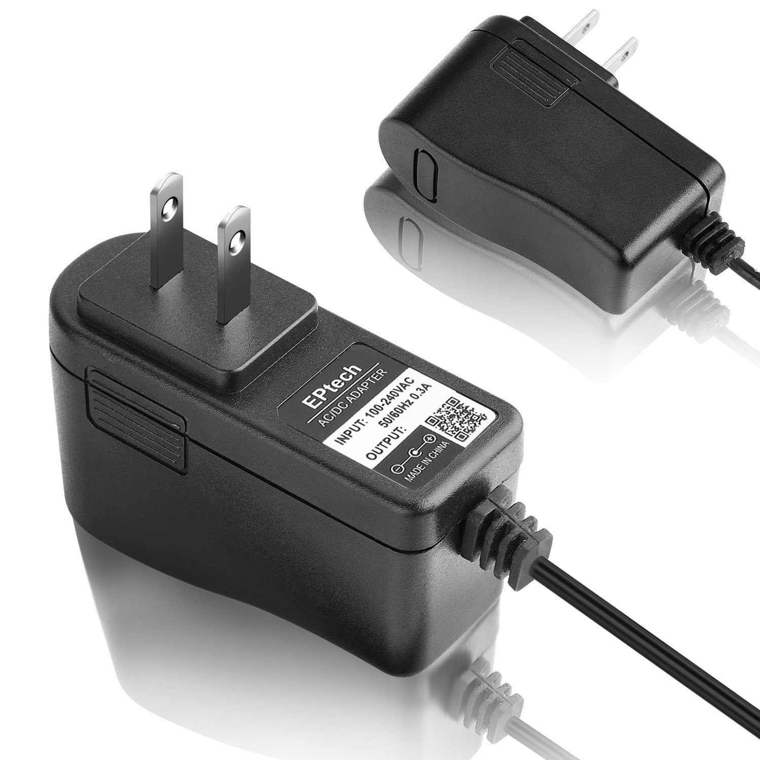 1A AC Adapter Wall Charger DC Power Supply Cord For Nook BNRZ100 BNRV500 eReader