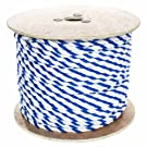 "West Coast Paracord Twisted Polypropylene Pool Rope 1/4"", 3/8"", 1/2"", 3/4"""