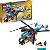 LEGO Creator 3in1 Twin Rotor Helicopter 31096 Building Kit