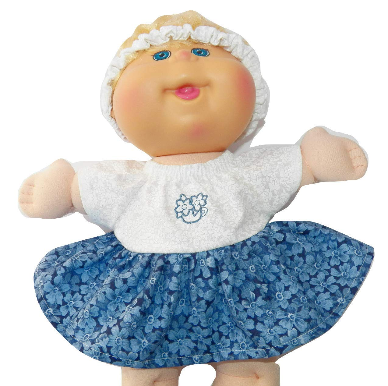 Dress and Headband Hello Fall 12 Girl Cabbage Patch Doll Clothes