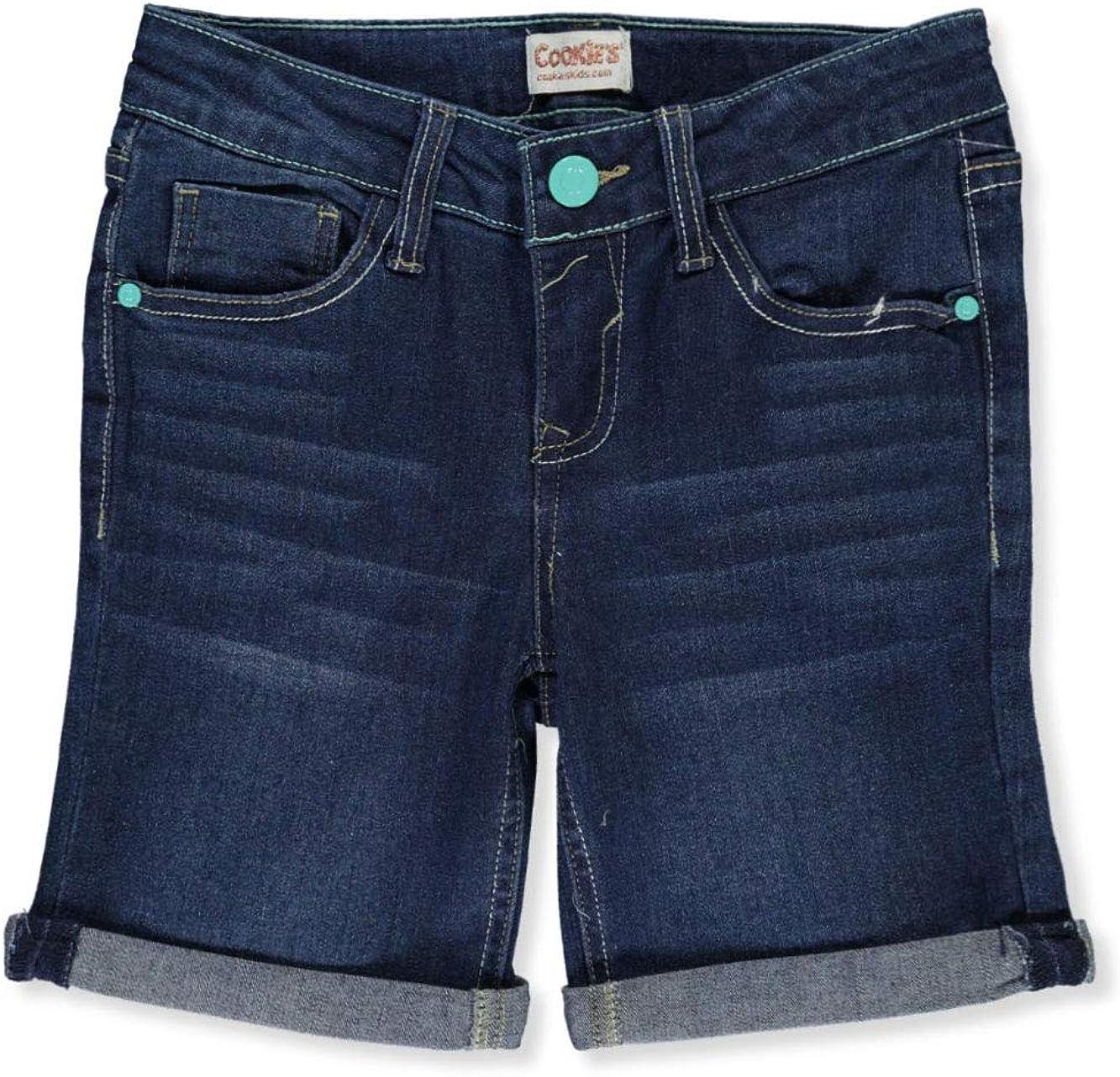 Cookies Brand Girls Bermuda Jean Shorts