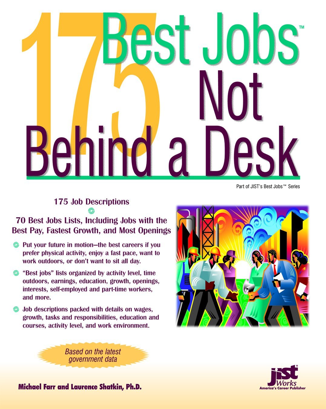 Read Online 175 Best Jobs Not Behind a Desk pdf