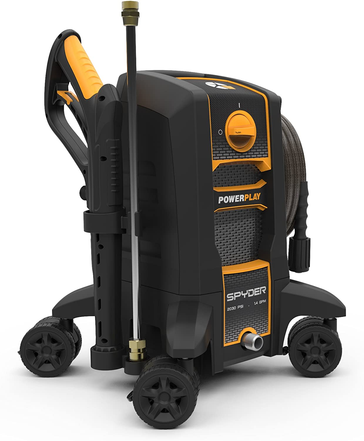 Powerplay SPY2030 Spyder 2030 psi Axial Pump Electric Pressure Washer