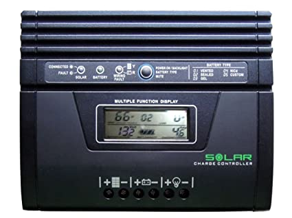 Amazon.com: pcm3012 MPP – Cargador solar de 25 a 300 W ...