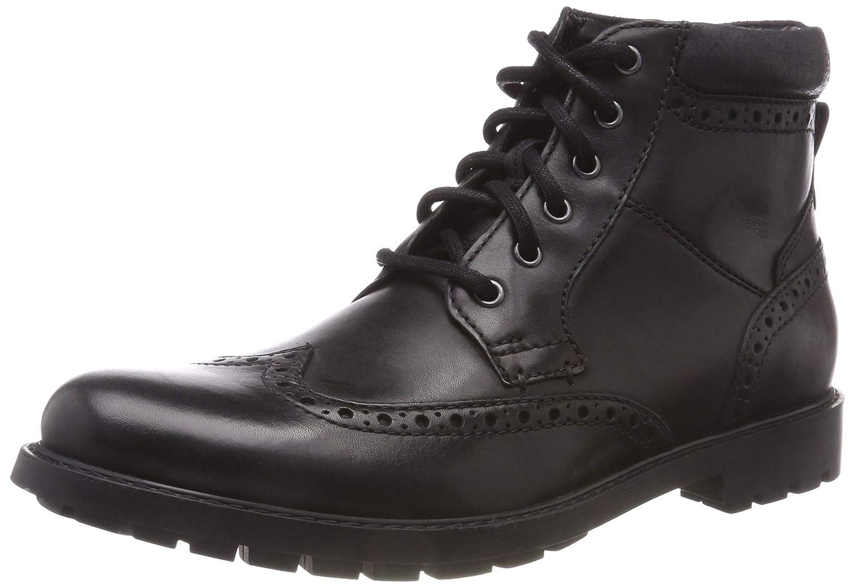bd60a5b35278 Clarks Men s Curington Rise Chelsea Boots  Amazon.co.uk  Shoes   Bags