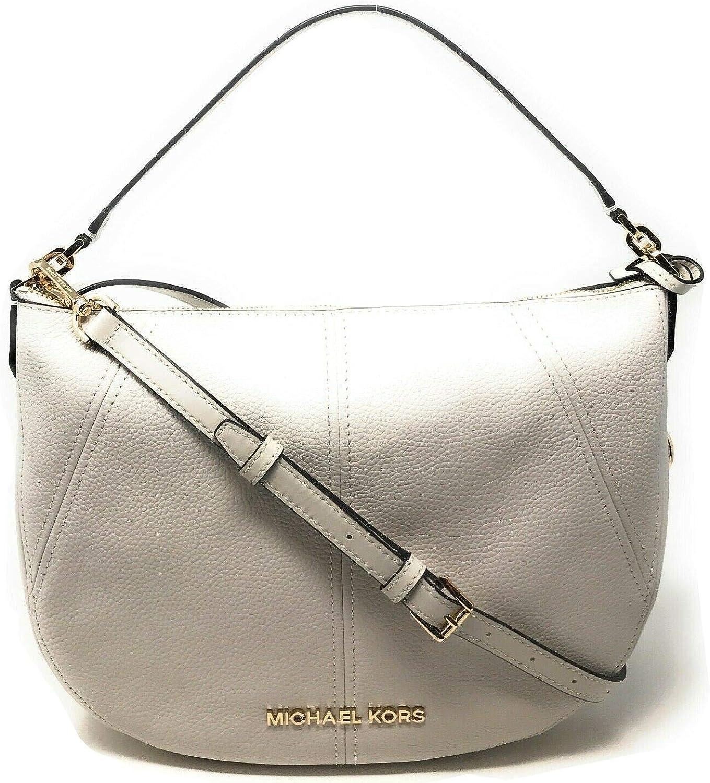 Michael Kors Bedford Medium Crescent Should Hobo Bag