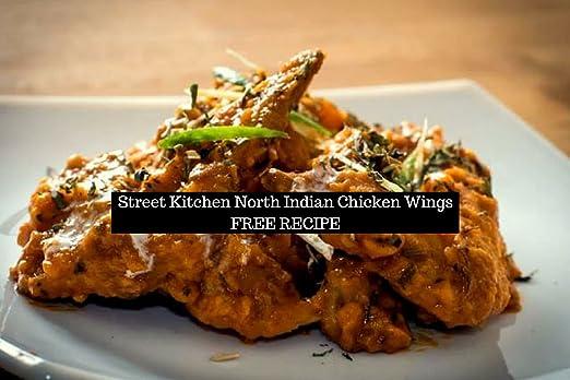 Amazoncom Street Kitchen North Indian Butter Chicken