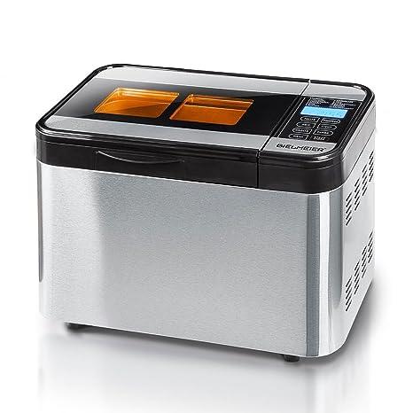 Bielmeier 395000 - Máquina para hacer pan (importado de Alemania)