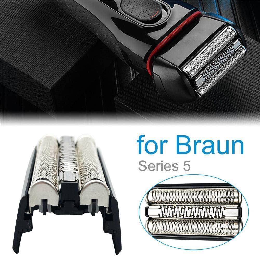 WUYANSE - Cabezales de Repuesto para afeitadora Braun 5 Serie ...