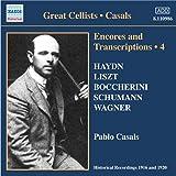 Encores + Transcriptions Vol. 4