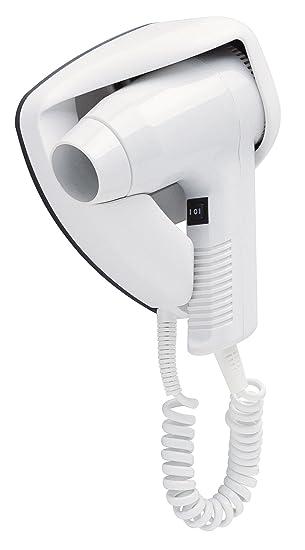 Secador de pelo, diseño de la evolución de Piccolo (1200 W), color blanco Ref. 822936.: Amazon.es: Hogar