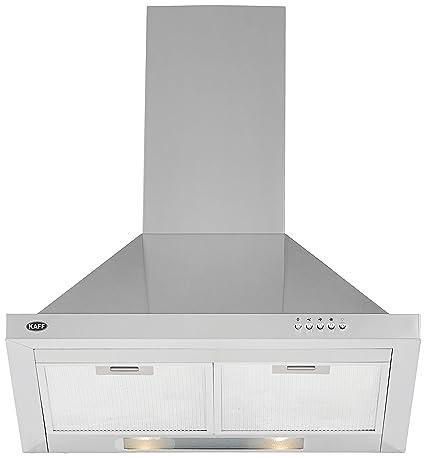 KAFF 60 cm 1000 m3/h Chimney (ELBAA MX 60, Grey)