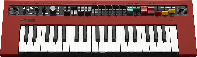 Teclado sintetizador profesional Yamaha reface YC: Amazon.es ...