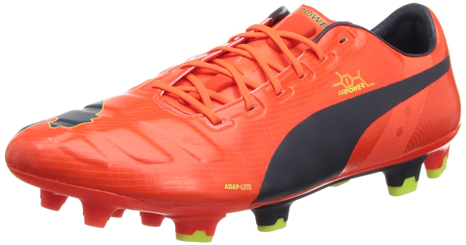 a7fee3455 Amazon.com | PUMA Men's Evopower 1 Firm Ground Soccer Shoe | Soccer