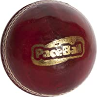 Kosma Lot de 3 balles dentra/înement de Cricket pour Sports et activit/és en ext/érieur Rouge